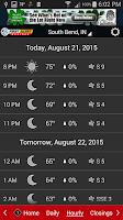 Screenshot of WSBTweather
