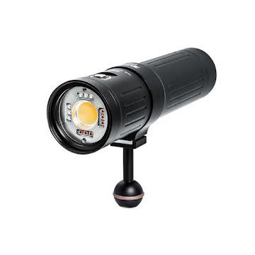 SCUBALAMP 5000 WRB PRO STROBE & VIDEO LIGHT
