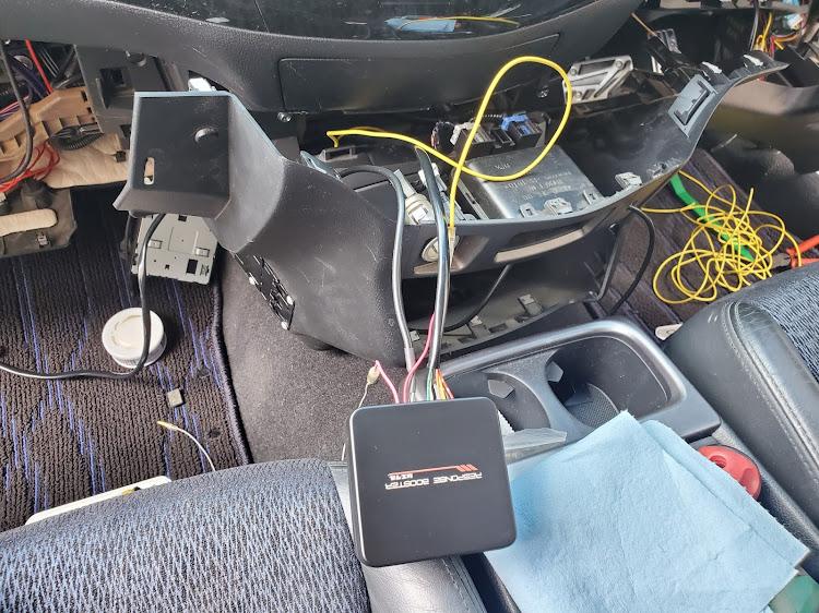 オデッセイ RB2のレスポンスブースター フルオート,シエクル,スロットルコントローラー,スロコン,DIYに関するカスタム&メンテナンスの投稿画像3枚目
