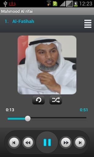 Mahmood Al rifai