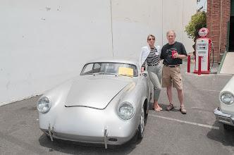 Photo: Wayne & Susan Callaway's '60 Porsche 356