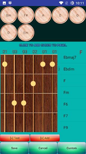 Learn Guitar with Simulator 7.2.1 screenshots 18