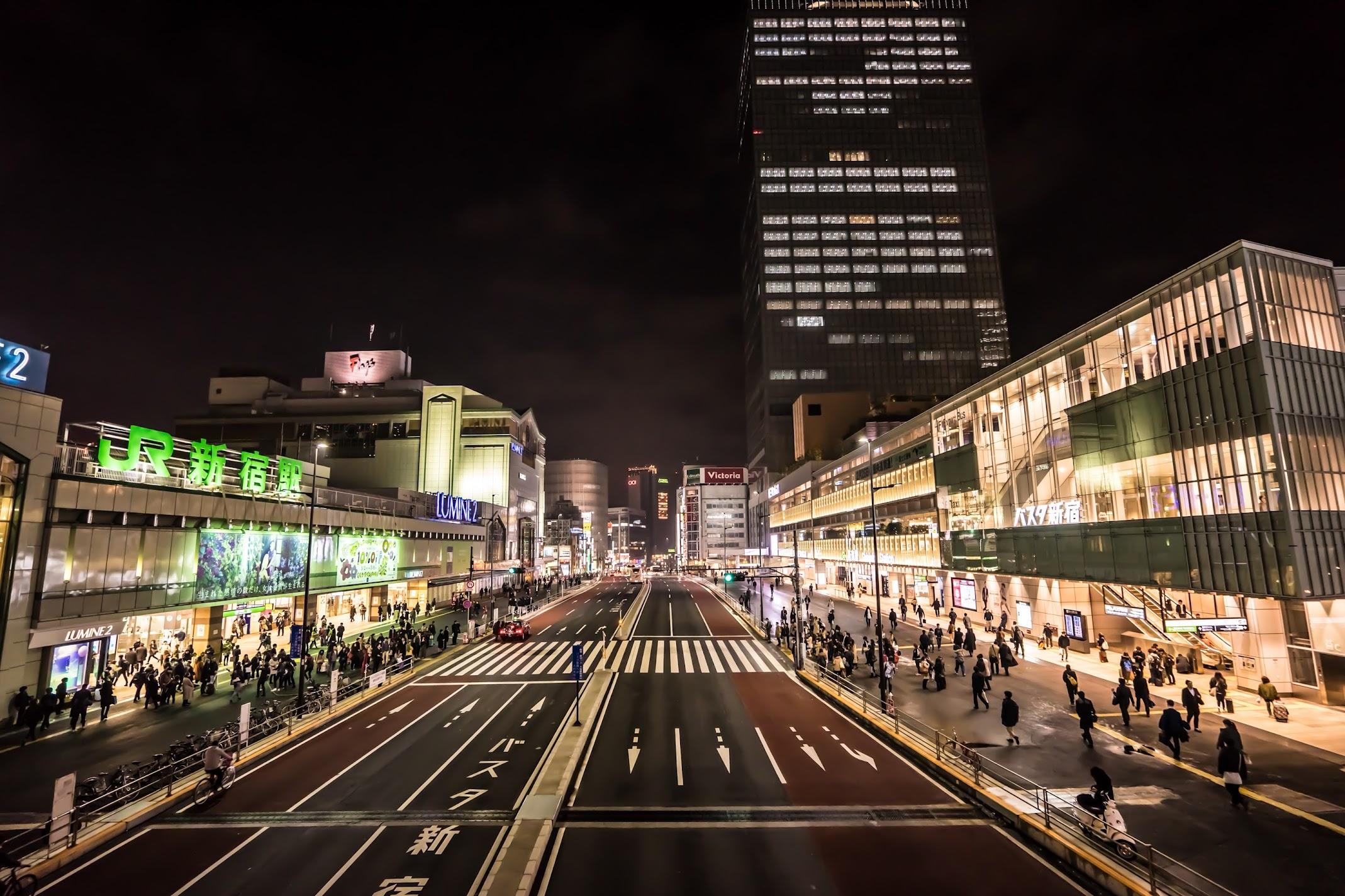 バスタ新宿2