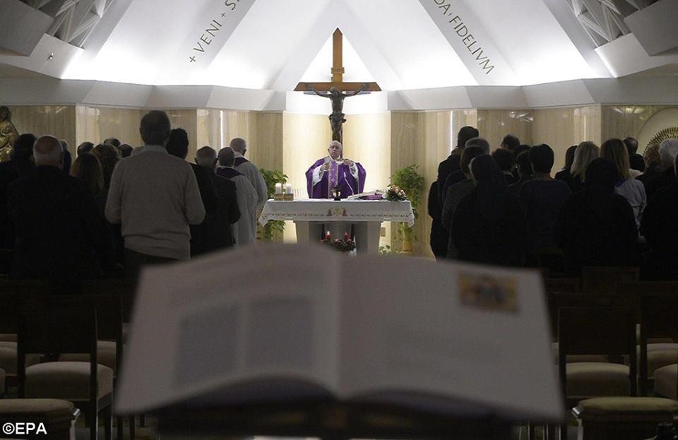 Đức Thánh Cha: Để gặp Giê-su, chúng ta phải lên đường