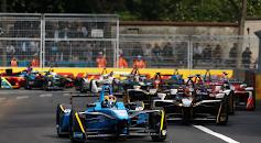 Motorsport: Formel E i New York, USA