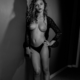 sass by Tim Hauser - Nudes & Boudoir Artistic Nude ( artistic nude photography, fine art photography, artistic nude, black and white photography )
