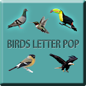Birds Letter Pop icon