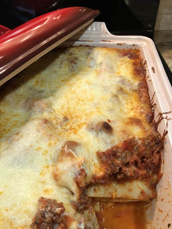 I Have Been Making Lasagna For Decades And Over Time Came Up With This Family Favorite. This Is A Quick And Easy Family Lasagna That Is Sure To Please Even The Fussiest Eaters.