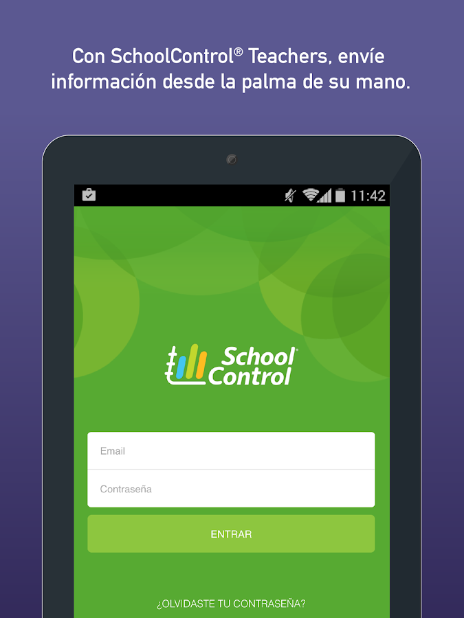 SchoolControl Teacher- screenshot