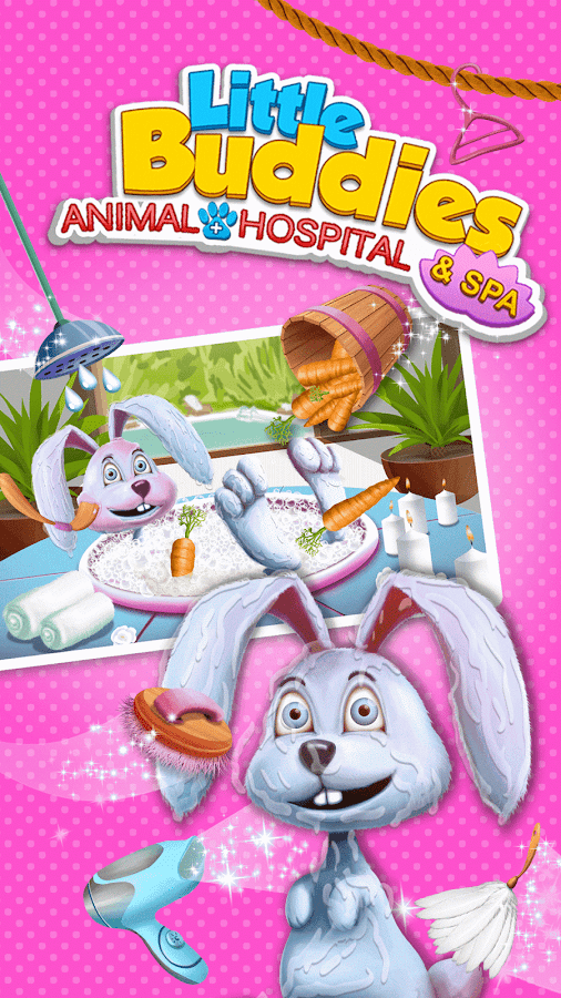 Little Buddies Hospital 2- screenshot