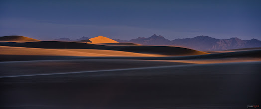 Photo: I'm in love with taking pictures of Dunes  #glamis   #california   #sunrise