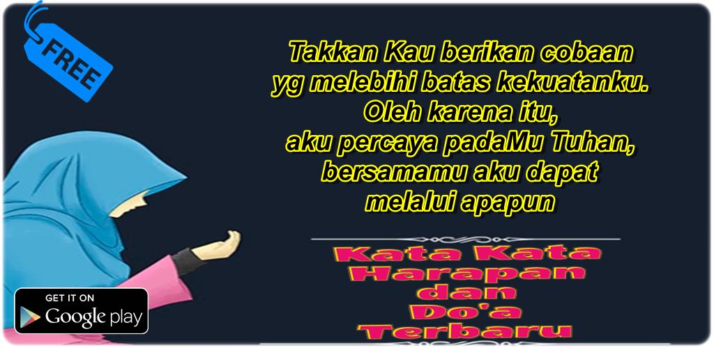 تحميل Kata Kata Harapan Dan Doa Terbaru By Kata Alay Indah