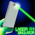 simulateur de pointeur laser R icon