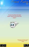 Screenshot of Friend Finding