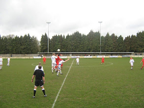 Photo: 05/04/10 v Egham Town (Combined Counties League Premier Div) 1-3 - contributed by Justin Holmes