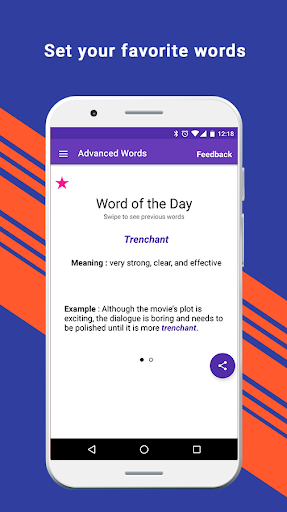Download Word of the day: Learn English, Improve English 1.1.2 1