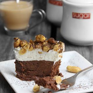 Frozen Chocolate Peanut Butter Terrine