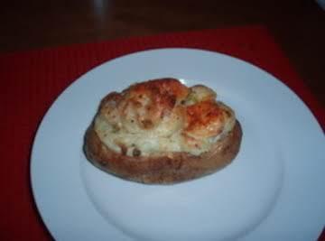 Creamy Stuffed Potatoes