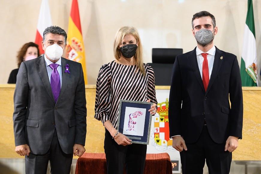 Premio a Emilia Paunica (Deporte).