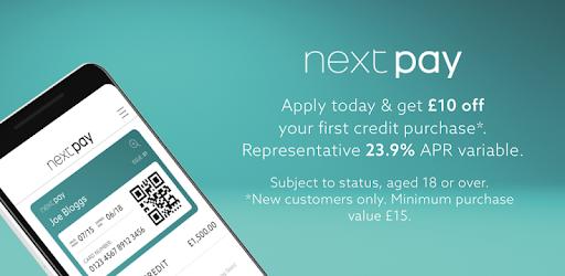 Приложения в Google Play – nextpay - Next credit, shopping ...