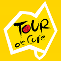 Tour de Cure on Tour Itinerary icon