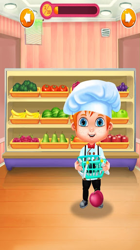 Little Ruby Chef Master - Rainbow 1.0.0 screenshots 4