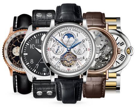 Top thương hiệu đồng hồ Thụy Sỹ cao cấp