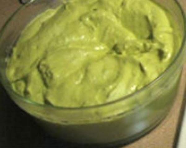 Green Sauce / Dip Recipe