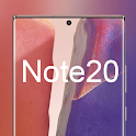 Note20 Wallpaper 2021 HD 4K icon
