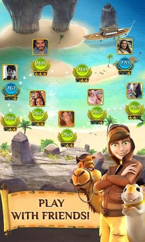 14 Pyramid Solitaire Saga App screenshot