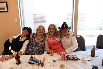 Photo: Raelz, Judy, Jenny and James
