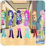 Equestria Girls Wallpapers HD 4K APK icon