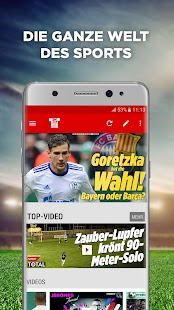 Sport BILD: News & Videos zu Bundesliga und Sport - náhled