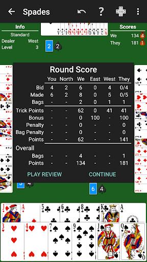 Spades by NeuralPlay 3.43 4