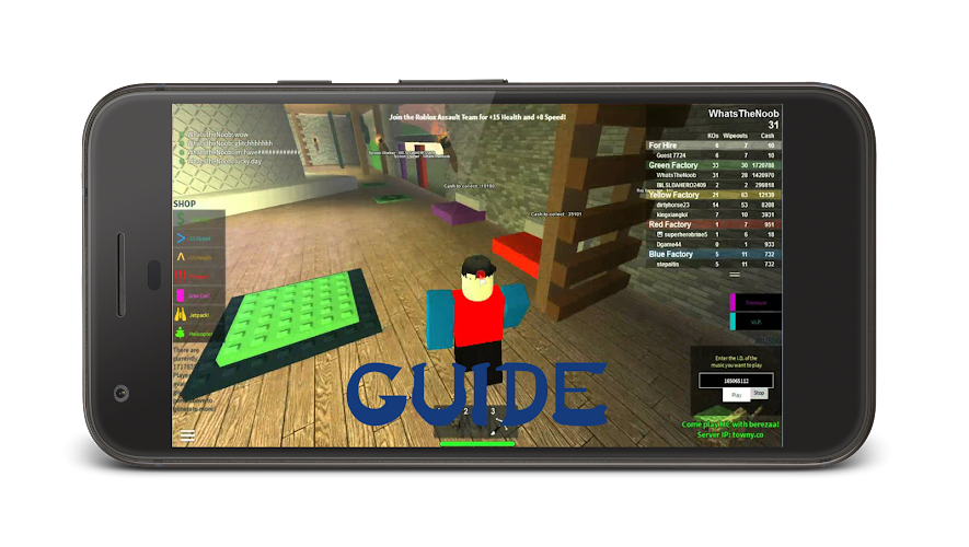 GUIDE FOR ROBLOX 2 APK | APKPure ai