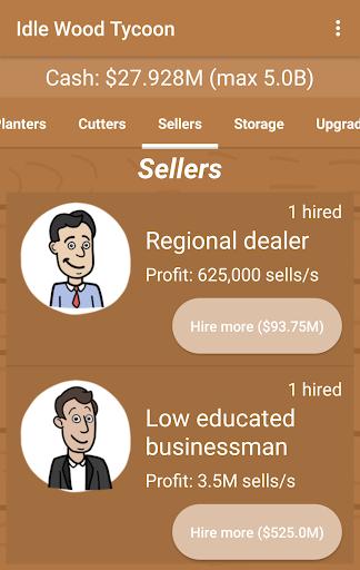 Idle Wood Tycoon  screenshots EasyGameCheats.pro 3