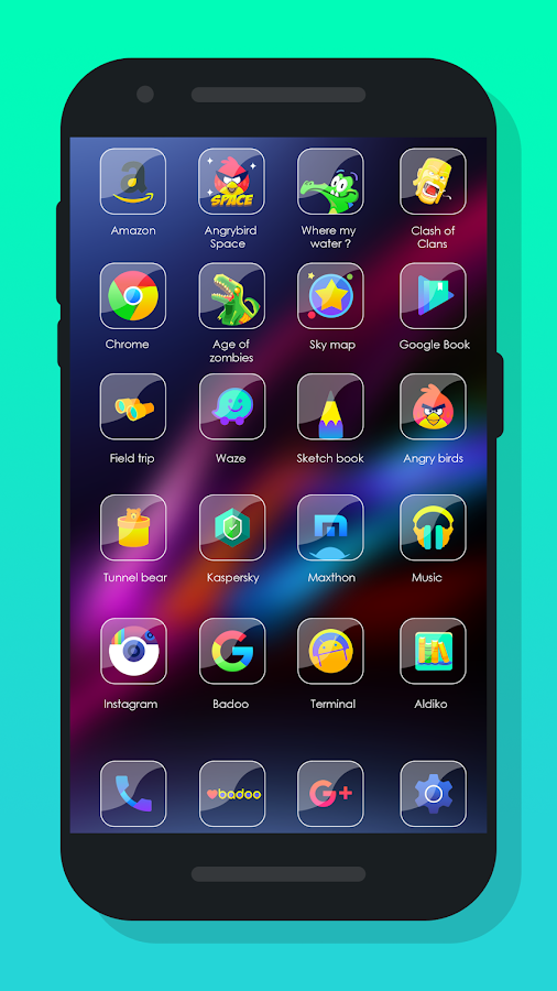 Rancy - Icon Pack- screenshot