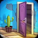 Fun Escape Room Puzzles – Can You Escape 100 Doors icon