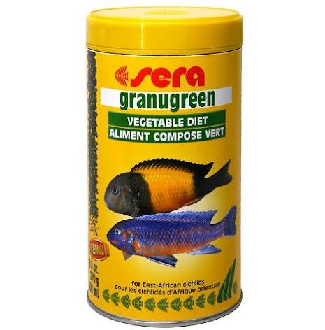 Granugreen Ciklidfoder 250 ml/135g
