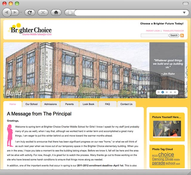 Photo: Brighter Choice Middle Schools