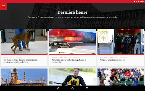 Le Nouvelliste screenshot 9