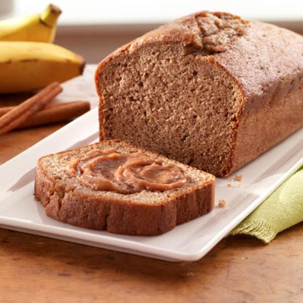 Banana Cinnamon Bread Recipe
