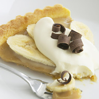 Banana Toffee Pie.