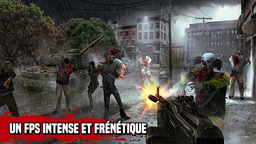 Zombie Hunter Sniper: Jeu de Tir Gratuit - FPS  captures d'écran 2