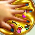Fluffy! - Satisfying Slime Simulator icon