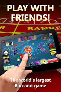 Baccarat Online 3D Free Casino - náhled