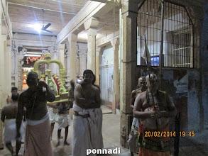 Photo: bhavishyadhAchAryan sannidhi - emperumAnAr waiting for AzhwAr