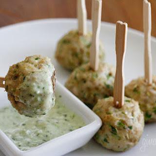Southwest Turkey Meatballs