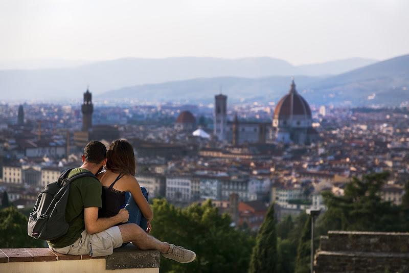 Innamorarsi a Firenze di maurizio_varisco