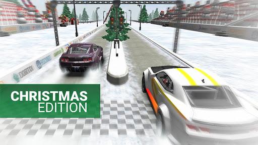 Christmas Drag Race